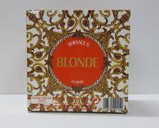 Vintage VERSACE BLONDE PARFUM 15ml, Rare