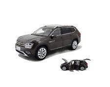 1/18 1:18 Scale VW Volkswagen Teramont Altas 2017 Brown Diecast Model Car Paudi