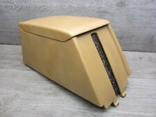 Shelving Compartment CENTRE CONSOLE BEIGE BMW 7 SERIES E23 Construction Year 77