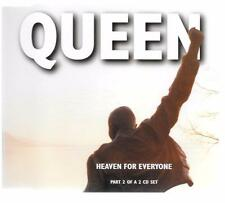 Queen - Heaven for Everyone [CD2] single w/classics remasters