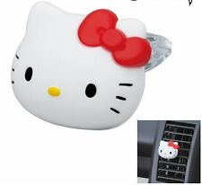 Hello Kitty Air Freshener for Car - Red Color honda toyota bmw audi benz acura