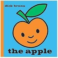 The Apple by Dick Bruna (2013, Hardcover)