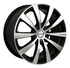 "16"" Touren TR3 Black Wheels Rims 5x110 5x115 Dodge Dart Chevy HHR Cobalt Pontiac"