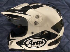 Arai XD4 helmet Large