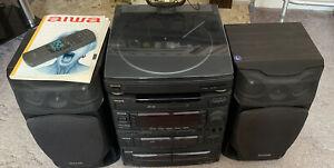 aiwa hifi system Z1800
