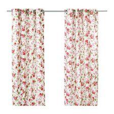 IKEA Rosali Gardinenpaar In weiß 145 X 300 Cm Vorhang Vorhänge Gardinen
