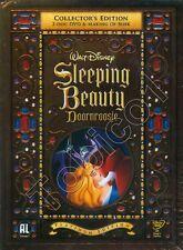 WALT DISNEY SLEEPING BEAUTY - DOORNROOSJE COLLECTOR'S EDITION 2 DVD + BOOK