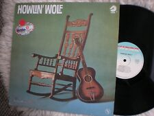 Howlin' Wolf lp Rockin' Chair Self Titled Chess 515026 NM France Import