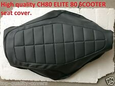 HONDA CH 80 CH80 ELITE 80 SCOOTER High Quality New GREY SEAT COVER 1985-2007