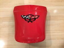 RARE Chevrolet Corvette C5 Seat Center Console Red WATERFALL Trim 1997-2004 GM
