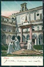 Napoli Citta San Martino cartolina XB5478