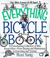 Everything Bicycle Book (Everything Series)