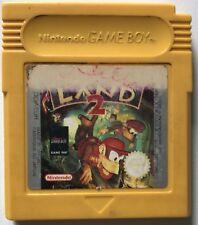 Donkey Kong Land II 2 - Jeu Nintendo Game Boy - PAL EUR