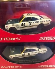 1:43 Holden HT Monaro GTS350 - 1969 Bathurst Brock/West #43D Bond/Roberts #44D