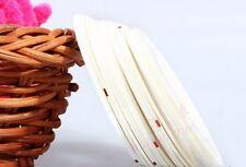 AA2: 2PCS WHITE Rolls Striping Tape Line Nail Tips Sticker DIY w/Free Gift