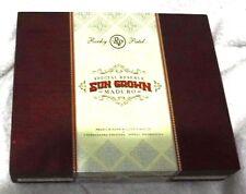 Rocky Patel empty CIGAR BOX SUNGROWN MADURO TORO Sp.Reserve Excellent Condition