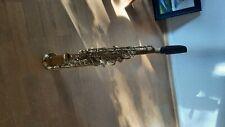 sopran saxophon/ Sturzschadeninstrument nur für Ersatzteile geeignet