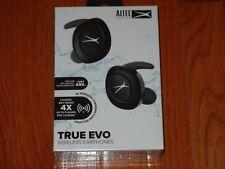 Altec Lansing - True EVO Wireless Earbuds - Black
