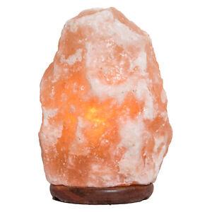 Salz Kristall Stein Lampe Leuchte 2,5-3,5 kg - in Premiumqualität, sehr gut für