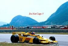 Emerson Fittipaldi Fittipaldi F5A Brazilian Grand Prix 1978 Photograph 1