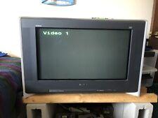 """Sony Fd Trinitron Wega Kv-30Xbr910 30"""" Crt Television"""