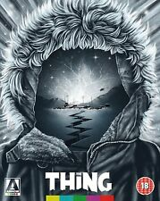 The Thing (Blu-Ray) Arrow 2017 remaster
