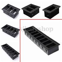 FOR ARB Carling Type Car Boat Rocker Switch Panel Housing Patrol Holder Assembly