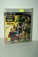 NAT GEO QUIZ! WILD LIFE GIOCO NUOVO SONY PS3 EDIZIONE ITALIANA PAL VBC 29805