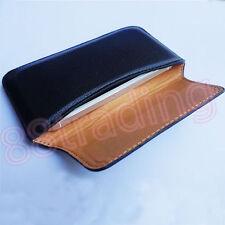 Orizzontale in pelle ad altezza vita Valigetta con foro della cinghia per Apple iPhone 6 4.7 pollici