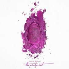 Nicki Minaj: The Pinkprint [Deluxe Edition][Edited] Clean Audio CD