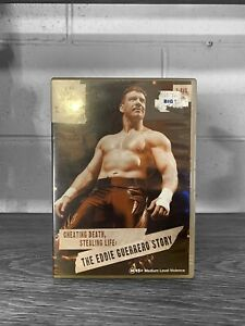 CHEATING DEATH, STEALING LIFE : THE EDDIE GUERRERO STORY (2004) DVD WWF