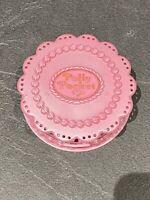 Vintage Polly Pocket 1994 Birthday Cake -play Set Only