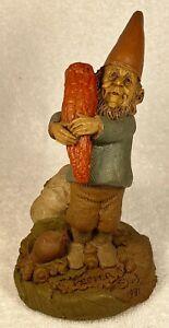 PEPPER-R 1991~Tom Clark Gnome~Cairn Studio Item #5160~Edition #6~w/COA & Story