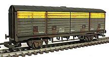 Hornby BR Dutch Civil Engineers Departmental ZRA VDA van wagon *WEATHERED LOOK*