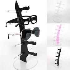 5 Layers Glasses Eyeglasses Sunglasses Display Stand Holder Frame Show Rayjna