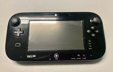 Used Nintendo WII U REPLACEMENT GAMEPAD CONTROLLER ONLY WUP-010 USA - UNTESTED
