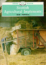Scottish Agricultural Implements (Shire Library)-ExLibrary