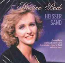 Kristina Bach-particulièrement chaud sand-CD Neuf-Antonio Donna Maria CABARET