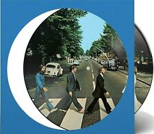The BEATLES LP Abbey Road Anniversary PICTURE DISC Edition New MIX 2019 IN STOCK