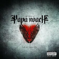 Papa Roach The Best Of-To Be Loved CD NEW SEALED 2010