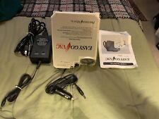 New listing Easy Go Vac Pm65 Portable Suction Machine Aspirator w/Carry Bag