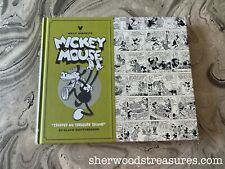 Walt Disney's Mickey Mouse Volume 2 Trapped On Treasure Island Hardcover Exc