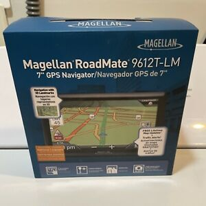 MAGELLAN Roadmate RM9612T-LM 7' Touchscreen GPS Navigation System