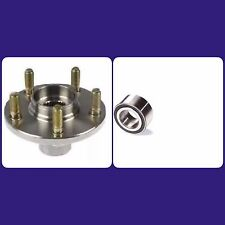 FRONT WHEEL HUB AND BEARING FOR 1998-2001 MAZDA 626 ONE SIDE