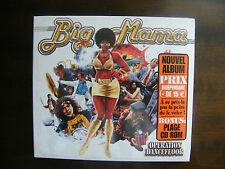 "CD BIG MAMA  ""Opération Dance Floor""   Tripsichord – BMR 010  (2002)    Neuf"