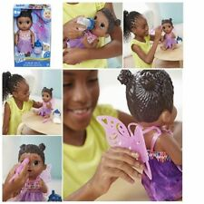 Face Paint Fairy Baby Alive Doll Accessories Hasbro Clothes African American New