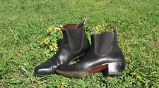 RM Williams cuban heel Santa Fe Boots RRP$550