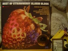 BEST OF STRAWBERRY ALARM CLOCK LP/'69 US/LA Day-Glo Psych/Good Morning Starshine
