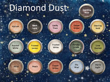 1oz Diamond Dust Pick Your Color Cosmetic Grade Natural Mica Powder - Sparkle