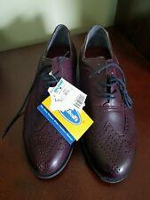 Mens DR.SCHOLLS genuine leather dress shoe size 10 1/2 NWT